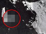 """南極の水中に隠れる巨大UFOがグーグルアースで激写される! カナダ軍が調査中の""""怪音""""と関連か?"""