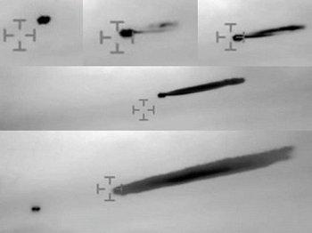 チリ政府が公式認定したUFO映像が公開される! 黒い噴射物、ステルス性能… 謎すぎる特徴に全世界戦慄