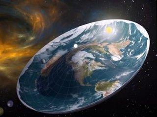 """「地球は平面かつ円盤状」と主張する地球平面協会! """"証明""""するための科学調査隊を南極に派遣、同行者募集中!"""