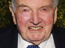 デイヴィッド・ロックフェラーが余裕で102歳に! 「クローン牧場」からの臓器採取疑惑も囁かれる
