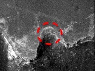 """【衝撃】火星の地表でアルファベットの""""F""""発見!! 専門家「Fは火星文明のシンボル、他の文字も…」"""