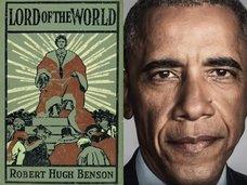 今月15日、オバマが「世界大統領」に就任する可能性! バチカン公認の予言小説『この世の君主』が断言!