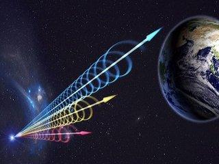 こないだ地球に届いた宇宙の謎の電波(FRB)は「宇宙戦争の銃撃音」だった!?  世界的物理学者が緊急検証!