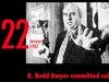 【1月22日、今日の不幸は?】史上最もテンションの高い自殺バド・ドワイヤーの死