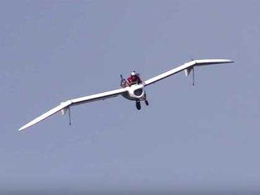 16年かけて「風の谷のナウシカ」メーヴェを開発し、空を飛んだ男・八谷和彦インタビュー