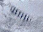 グーグルアースが捉えた南極の「巨大階段」! レンズの異常か? 超古代文明の遺跡か?