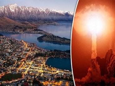 「2020年に西側諸国崩壊」大学教授が予測 → 信じた米国セレブが ニュージーランドを爆買い中!