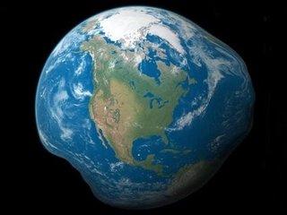 地球は丸くなく、ジャガイモ型だった!?  実はウソだった科学の常識3つ!
