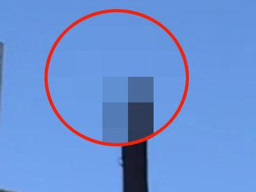 """スクープ! 千葉市上空に""""100機もの""""大群UFOが出現、撮影成功! やはり千葉はUFOの聖地だった!!"""