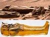 """火星で続々発見される石棺、武器、ボート…! """"戦争の痕跡""""が示す古代エジプト文明との類似性に戦慄"""