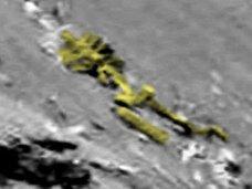 NASAが火星に転がる「巨人の遺骨」を激写! 人類祖先火星巨人説の決定的証拠か?