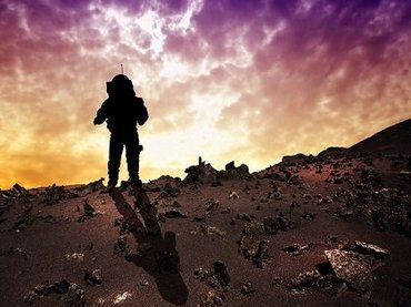 【衝撃】過去CIAは火星調査を行い、巨人とコンタクトしていた! 「スターゲイト計画」の新事実が機密資料で判明!