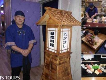 北朝鮮が観光旅行客を募集するツアーをこのタイミングで開催「金正日の料理人・藤本氏の日本料理店へ」