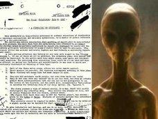 FBI機密文書に記されたUFOに関する9つの重要メモ「異次元からの来訪者が来ている」