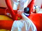 """【閲覧注意・奇跡のペニス】肛門域開放がEDペニス復活の鍵だった! """"二刀流電マおやじ""""の神業動画がヤバすぎる!"""