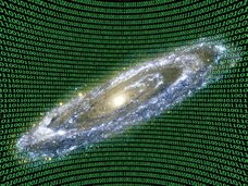 """【二進法】宇宙は""""0と1""""からできていることが判明! 科学者「宇宙は巨大な量子コンピュータに似ている」"""