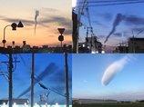 【緊急考察】全国各地で「地震雲」出現相次ぐ!! 超巨大地震の発生間近か、専門家が謎に迫る!