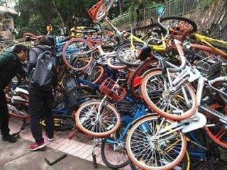 【部品窃盗から詐欺まで……爆発的ブームも、中国人の低モラルに泣かされる「自転車シェアリング」