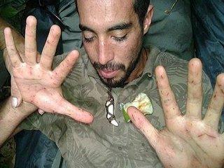 【【ガチ】アマゾンで精霊に拉致された不明男性、9日目にサルの介抱で救出される!=ボリビア
