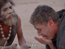 CNNレポーターが人間の脳を食べ、グルは脱糞…! インドの死体崇拝カルト「アグホリ」取材に非難殺到!