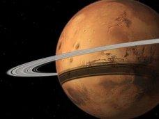 """【衝撃】火星で""""土星のような輪っか""""が形成され始める! 火星の衛星フォボスの崩壊が関係か?"""