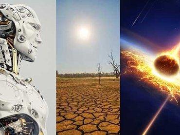 「人類滅亡のシナリオ10」ケンブリッジ大学・絶滅リスク研究機関が発表!  殺人AI、バイオハッキング…ヤバすぎる近未来!