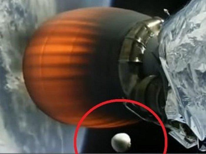 「ファルコン9」ロケット打ち上げ直後、またもUFOが大接近していた! 月周回旅行計画にも暗雲か!?