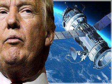 米軍高官が衝撃発言「ガチで宇宙戦争に備えよ!」 ついにトランプの究極宇宙支配構想「スターウォーズ計画」実行へ!