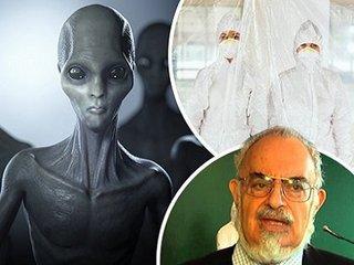 """【「地球在住エイリアンが人類を地球に幽閉している」世界的核物理学者が""""宇宙人の存在""""を完全暴露!"""