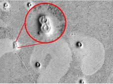 """火星で見つかった""""異様すぎるクレーター""""は古代文明の遺跡か!? NASAも完全にお手上げ「根拠のある答えがない」"""