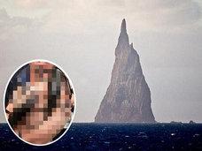 640万年前に誕生した絶海の孤島「ボールズ・ピラミッド」がヤバイ! 絶滅したはずのキモ生物も生存!