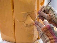 ハルク型のチーズが登場!