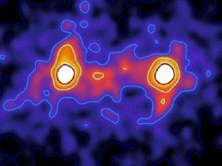 【ガチ】史上初、銀河と銀河をつなぐ謎の「宇宙の架け橋」を発見→撮影される! これがダークマターの可能性も