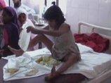 【動画アリ】森の中でサルに育てられた8歳少女が発見される! 金切り声を上げ4足歩行する姿が完全に野獣=インド