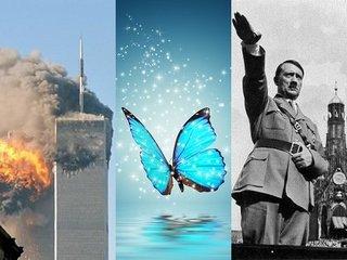 歴史を激変させた「バタフライ効果」5事例! 911、ヒトラーの誕生、英EU離脱も、些細な出来事がキッカケだった!