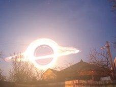 【衝撃動画】もしも突然ブラックホールが地球の近くに出現したらどうなる!? 検証映像が美しくも恐ろしい!