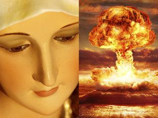 【超悲報】「5月13日第三次世界大戦勃発。ファティマ聖母100周年で」的中予言者が重大発表! 5月15日にも地球滅亡、10月13日まで絶望続く
