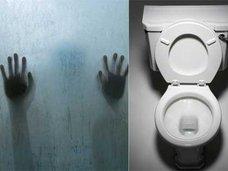 【悲報】中野ブロードウェイの女子トイレに出現した変態は「妖怪クンニ髭」だった!? 下の隙間から紙が差し込まれ…恐怖の展開!