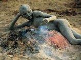 南スーダンの「ディンカ族」のかっこよさが圧倒的すぎる! 漆黒の肌に抜群のスタイル!