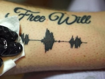 音が出るタトゥーが開発される! 音声クッキリ、最長1分、話題のサウンドウェーブタトゥーがヤバい!