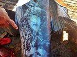 「タトゥーの紋章が彫られた魚」が水揚げされる! 水中のエイリアンか、話題沸騰=フィリピン