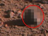 """【衝撃】火星に転がる2つのミイラ化した""""生首""""をNASAが激写!! 理学博士が写真鑑定「事件の可能性はある」"""