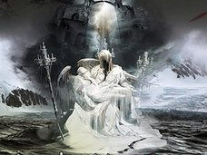 """【衝撃】南極に堕天使が閉じ込められていることが""""謎の重力異常""""で判明か!? 禁断の聖典『エノク書』の記述と完全一致!"""