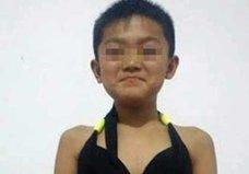 衝撃! 中国で行方不明の男児、両親が警察に提出した公開写真がまさかのビキニ姿で……
