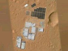 【驚愕】火星に正真正銘の人工施設が建造されていた!! グーグルマーズに超ガチで写り込む、元自衛官が緊急コメント