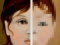 """【ガチ】妊娠中の少量飲酒で""""新生児の顔が激変""""することが判明、こんな顔になる! 鼻が低く、小頭で小さい目に…"""
