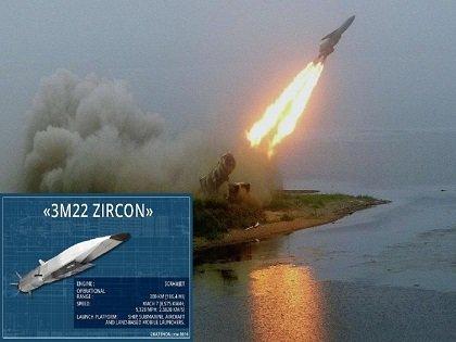 【恐怖】ロシアが来年配備する世界最強・超音速ミサイル「Zircon」がヤバい!「向こう20年間は迎撃不可能」世界の国防に激震!