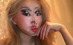 【取材】世界大注目の「トリックメーク」が脳が歪むレベル!! 自分の身体をキャンバスにする韓国の美人アーティストが妖艶すぎる!