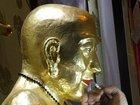神奇! 1000年前に死んだ仏教僧の完全なるゴールデンミイラ仏! 医師驚愕「骨も脳も完璧に保存されている」