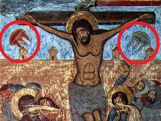 イエスの磔刑にエイリアンが立ち会っていたことが判明! イエスの正体とキリスト教の定説を覆す決定的証拠が続々出現!
